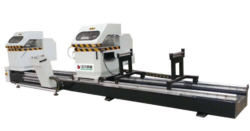 Heavy-type aluminum profile cutting machine