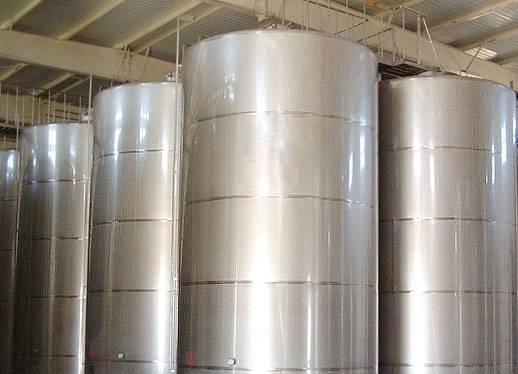 Stainless Steel Wine Storage Tank