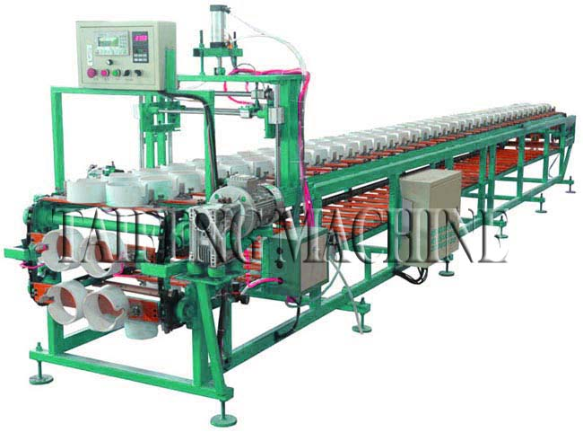 1 side of balloon printing machine