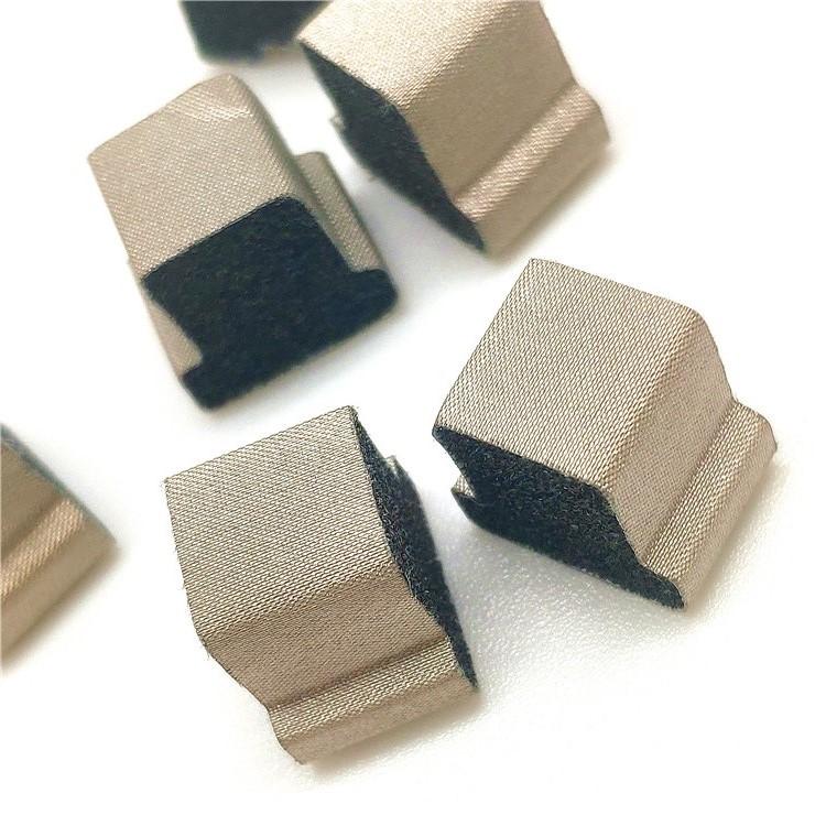 EMI shielded Conductive Foam Gasket for RF Shielded Door