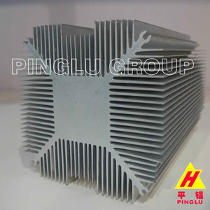 Aluminum Extrusion Custom 6060 6063 Customization Aluminum Extrusions