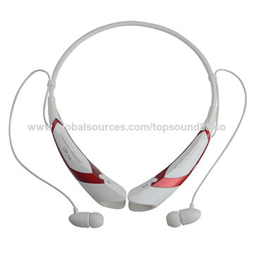 Neckband Bluetooth headsets with fashionable design SW-B750-160302