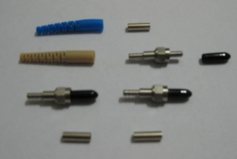 SMA905 SUS fiber connector