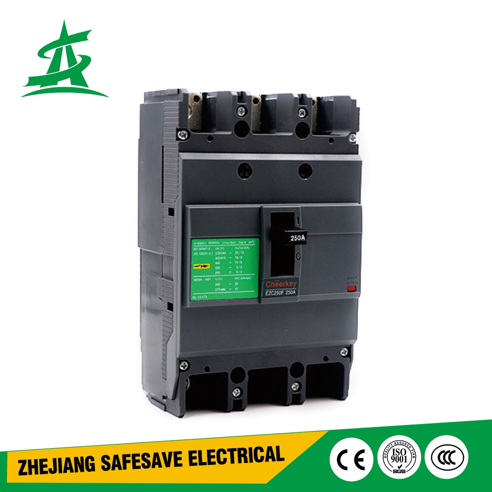 Sell well phase protection function excellent performance 690V 50/60hz standard moulded case circuit