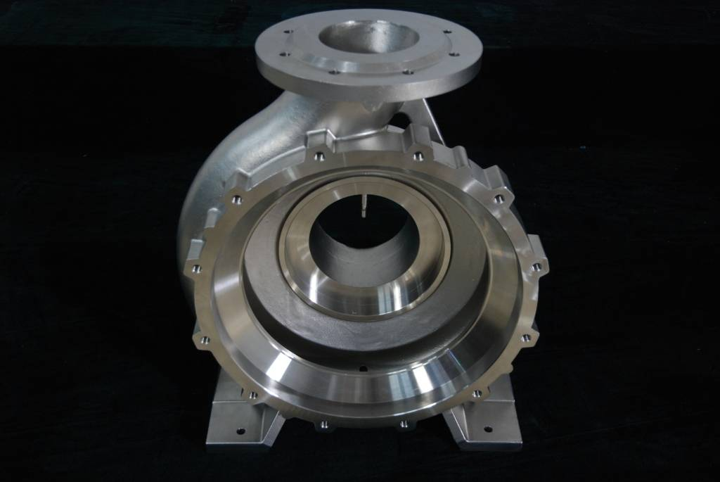 ISO9001: 2008 Ap Alloy Foundry Customized Manufacturer Precision Casting Part Pump body