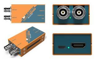 AVMATRIX HDMI To SDI Converter Mini SC1221