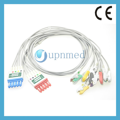 M1602A and M1976A Philips 10 lead ECG wires