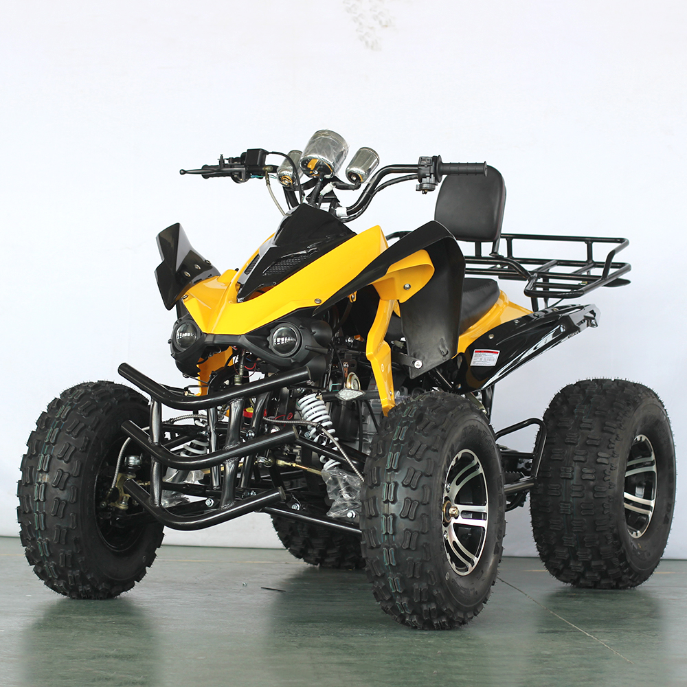 MZYR Chinese Zhejiang Adult ATV Engine 150CC 200CC With Alloy Rim
