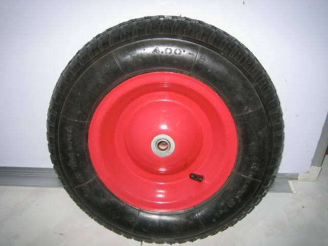 rubber wheel tire