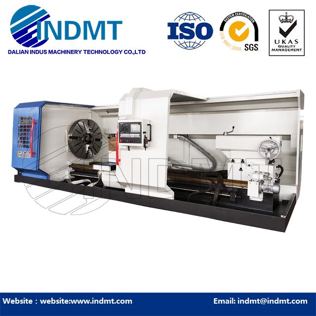 CK61160L CNC roller turning lathe machine