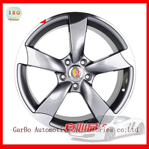 alloy wheel rims for audi S6 17 18 19 inch A4L A7 A8 A6L Q3 Q5 sagitar alloy wheel hub