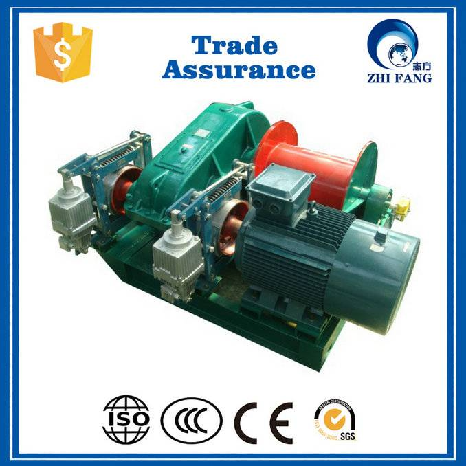 High Quality Small Electric Winches 240V