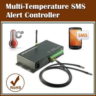 wireless weather station weather sms temperature