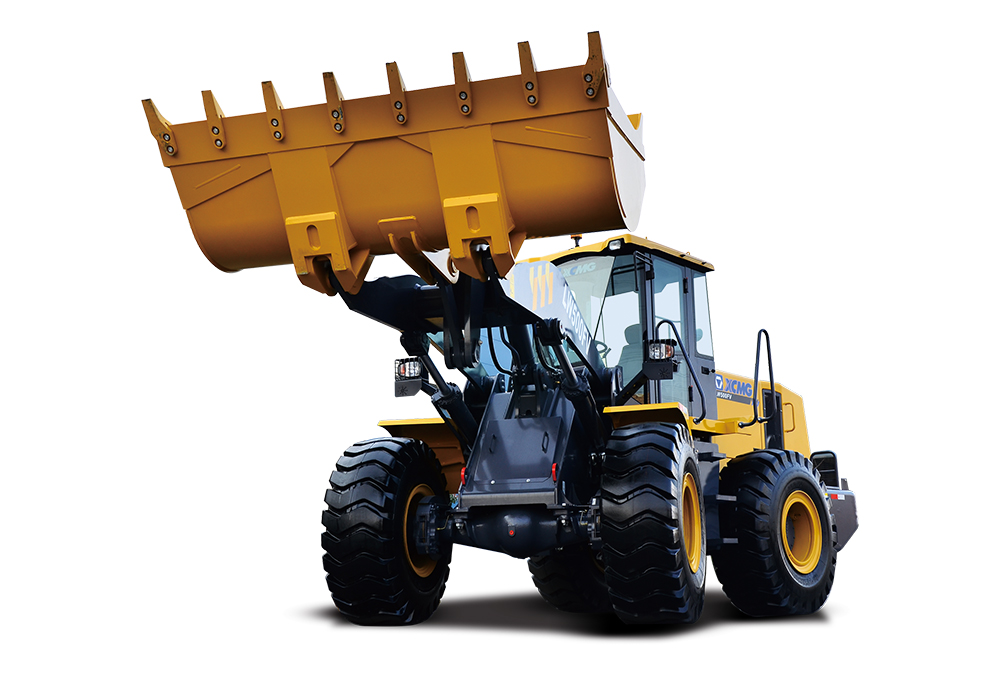 China XCMG 5ton wheel loader LW500FV road machinery