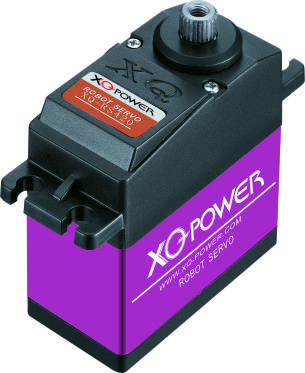 Robot Servo XQ-RS420 with 180 Degree Continuous Rotation