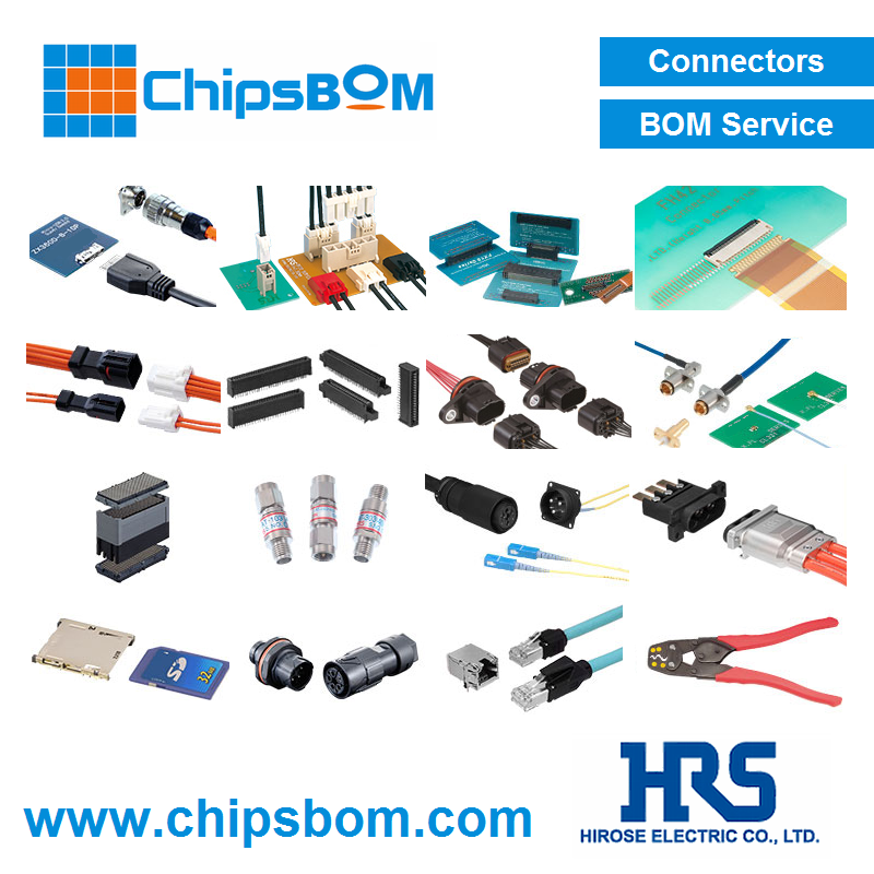 HIROSE Distributor Offer HIROSE Connectors HIROSE Housing GT17H-4S-2C New and Original
