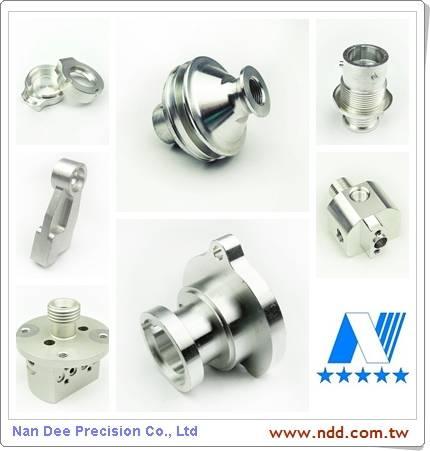 Nan Dee Taiwan_CNC turning, machining parts & milling parts _Aluminum Series