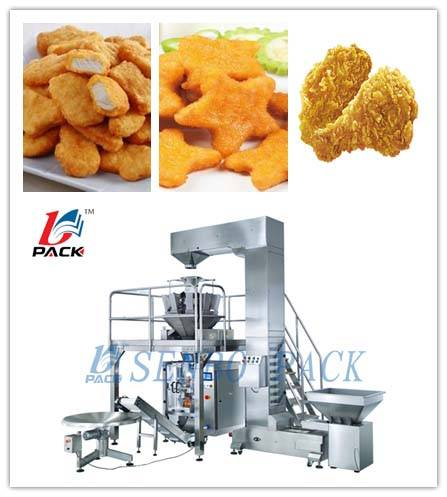 Chicken Nugget Packing Machine