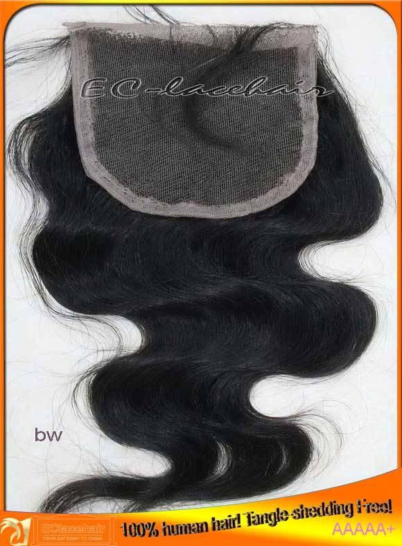 Wholesale Cheap Virgin Indian Peruvian Brazilian Body Wave Human Hair Top Lace Closures Seller