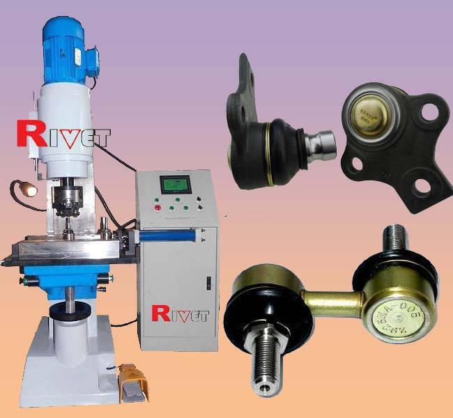 ball joint riveitng machine XM20-PLC
