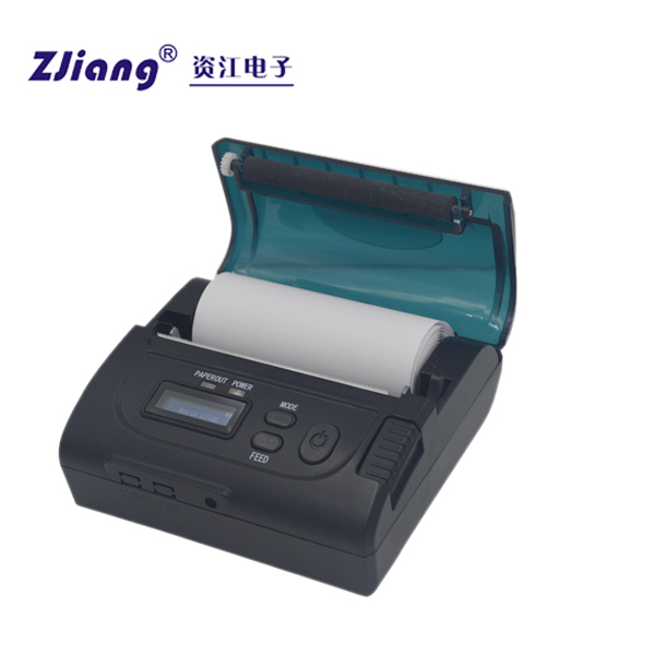 POS Printer Supplies Bluetooth Printer SDK Mobile Printer for Android ZJ-8002