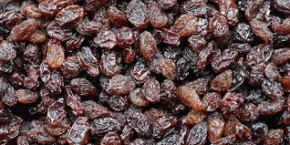 DRIED RAISINS/ SEEDLESS RAISINS
