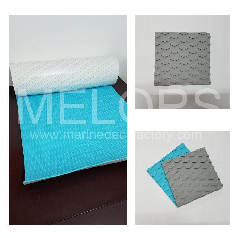 Melors EVA Eco-friendly Reliable Quality Traction Grip Deck Pad