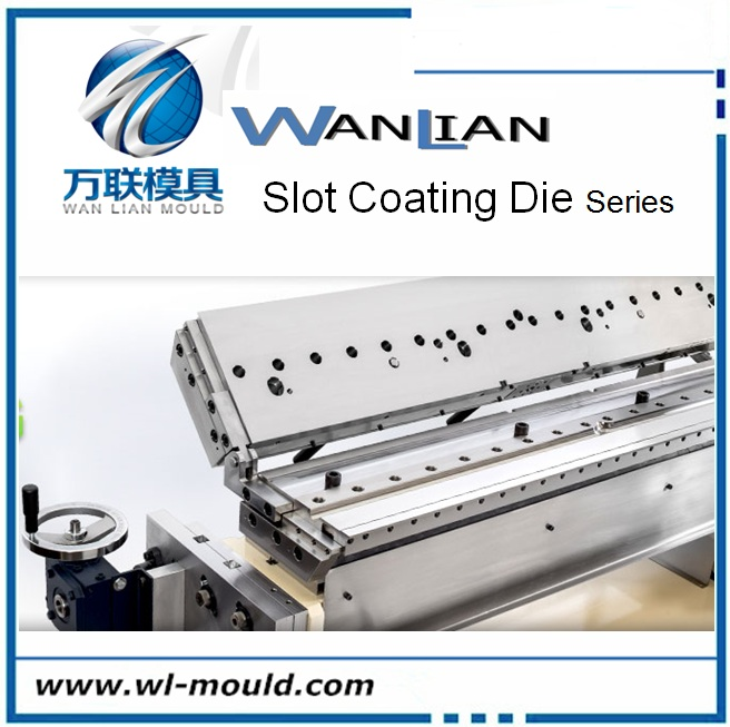 PE Film Slot Die For Plastic Coating Lamination Plant