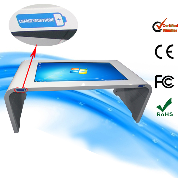 HQ55CSK-2 55 inch lcd sumsung standing touch tables for teens and businessman