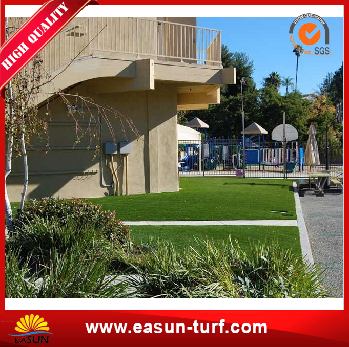 Durable Artificial Turf Synthetic Lawn for Landscape-MY