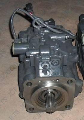 Komatsu PC45MR-2 hydraulic pump