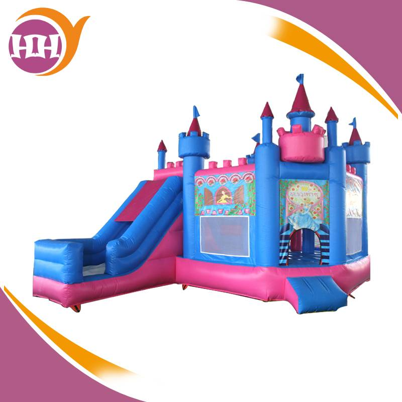 factory price princess inflatable castle