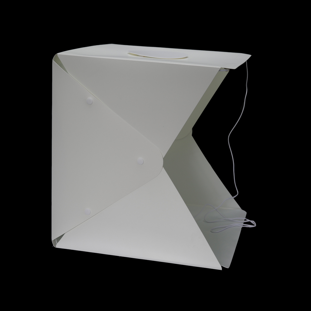 40cm Portable Photo Studio Box Light Room Studio with Two LED Strips high quality