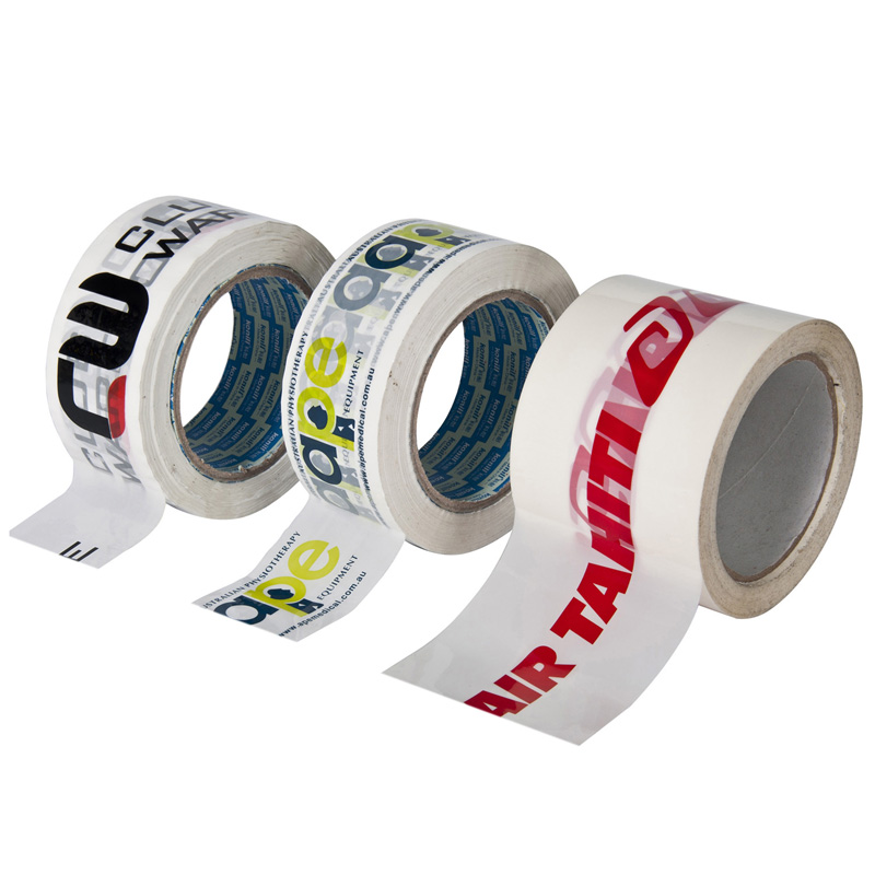 BOPP Packing Tape with custom printing