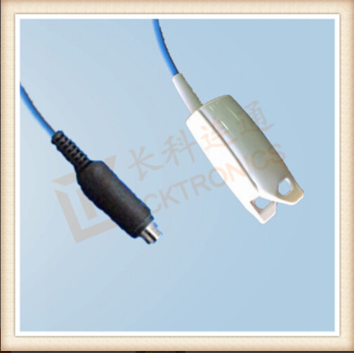 Biosys 6 Pin Adult Finger Clip SpO2 Sensor
