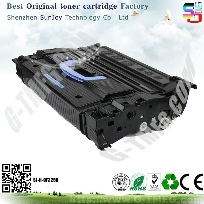 Sunjoy 25X toner cartridge CF325X compatible for HP LaserJet Enterprise M806dn M806x