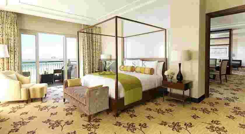 HO-023 Modern Style Hotel Furniture Bedroom Model