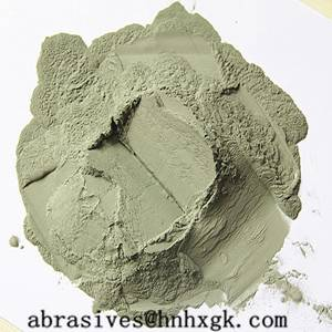 Green Silicon Carbide Powder with LowPrice