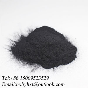 Low price sale black fused alumina for manufacturing resin grinding wheel