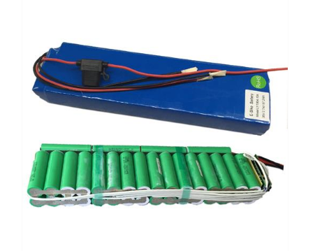 PERMA Battery Pack Customized with Samsung 18650 and Protection PCM for Electric Scooters