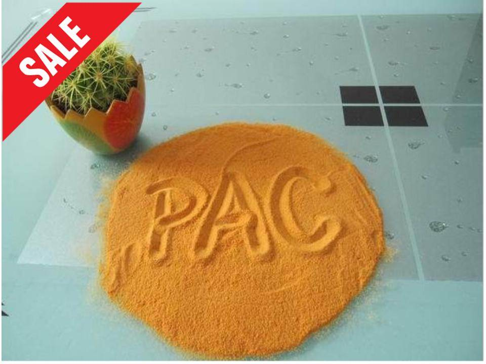 Water Treatment Powder PAC 30%