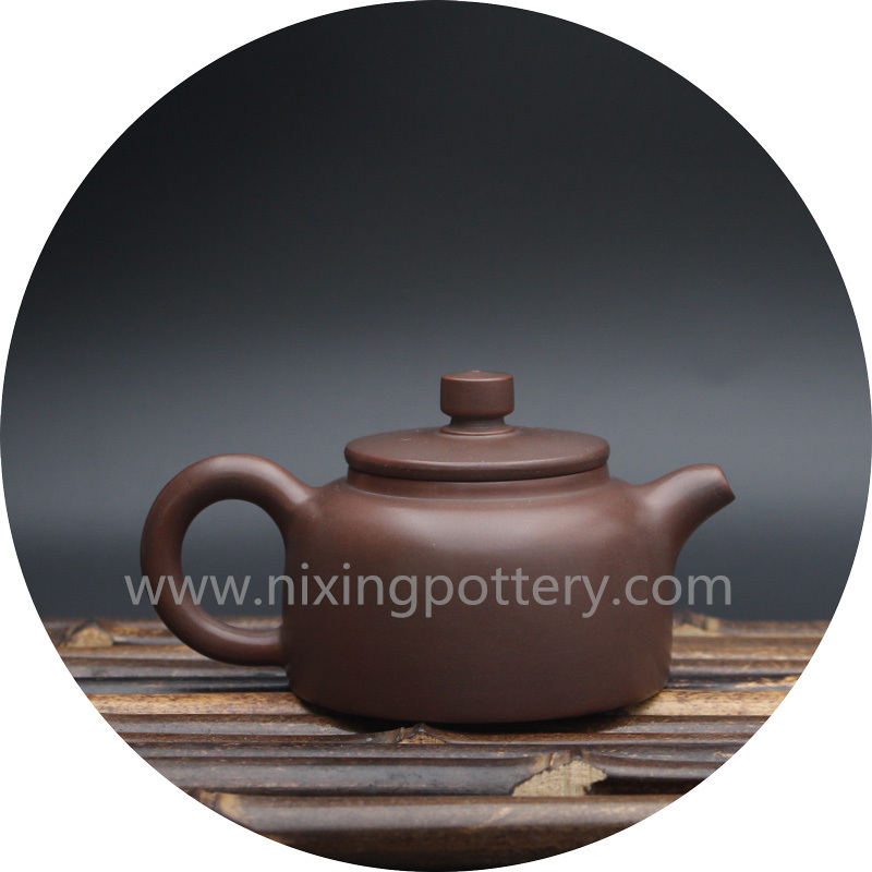 Teapot china Nixing Pottery 100ml Tea Pots Coffee Pot Family Usage