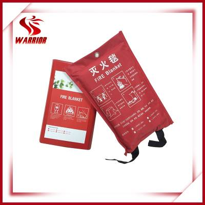 Fiberglass Fire Blanket Fireproof Blanket Fire Protect Blanket