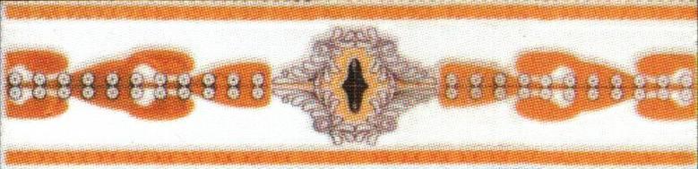 Art Border Tile(Y2062)