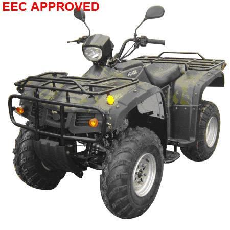 250CC EEC ATV (WZAT2501EEC)