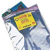 Anti-static bags, Static shielding bags