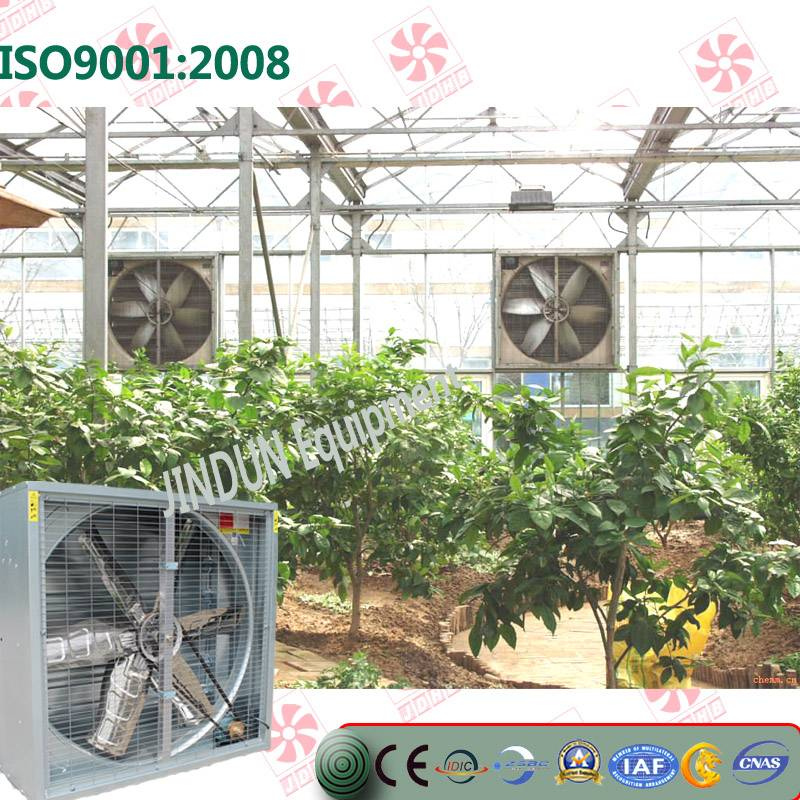 wall mounted cooling fan for greenhouse