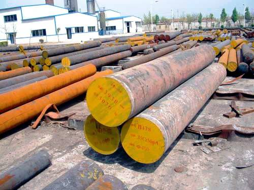 Forged Steel Round Bar 42CrMo4,1.7225,4140,SCM440,EN19,4150