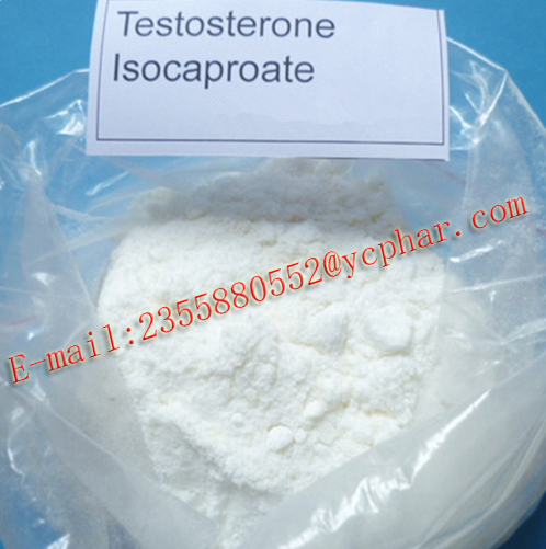 Cutting Cycle Steroids Testosterone Isocaproate for Muscle Building and Weight Lose Injection Testos