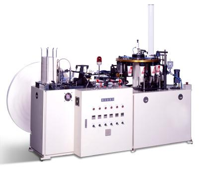 PAPER CUP FORMING MACHINE(EAGLE-700)